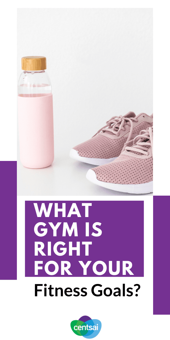 What Gym Is Right for Your Fitness Goals? We all want to get fit, but it's not easy. We're here to help with five of the best gym membership deals. #fitness #gymmembership #budget #health #healthfitness #CentSai