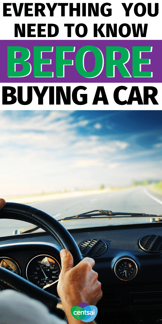 Whether you want a new car or an old one, make sure that you get the best deal possible. Learn how to buy a car without getting fleeced. #CentSai #frugaltips #savingtipsmoney #carbuyingtips #carbuyinghacks #carbuyingtipsnew
