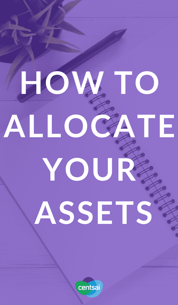How to Allocate Your Assets. Asset allocation is simply the mix of your investments as they relate to your total portfolio. #investments ##assets #investment