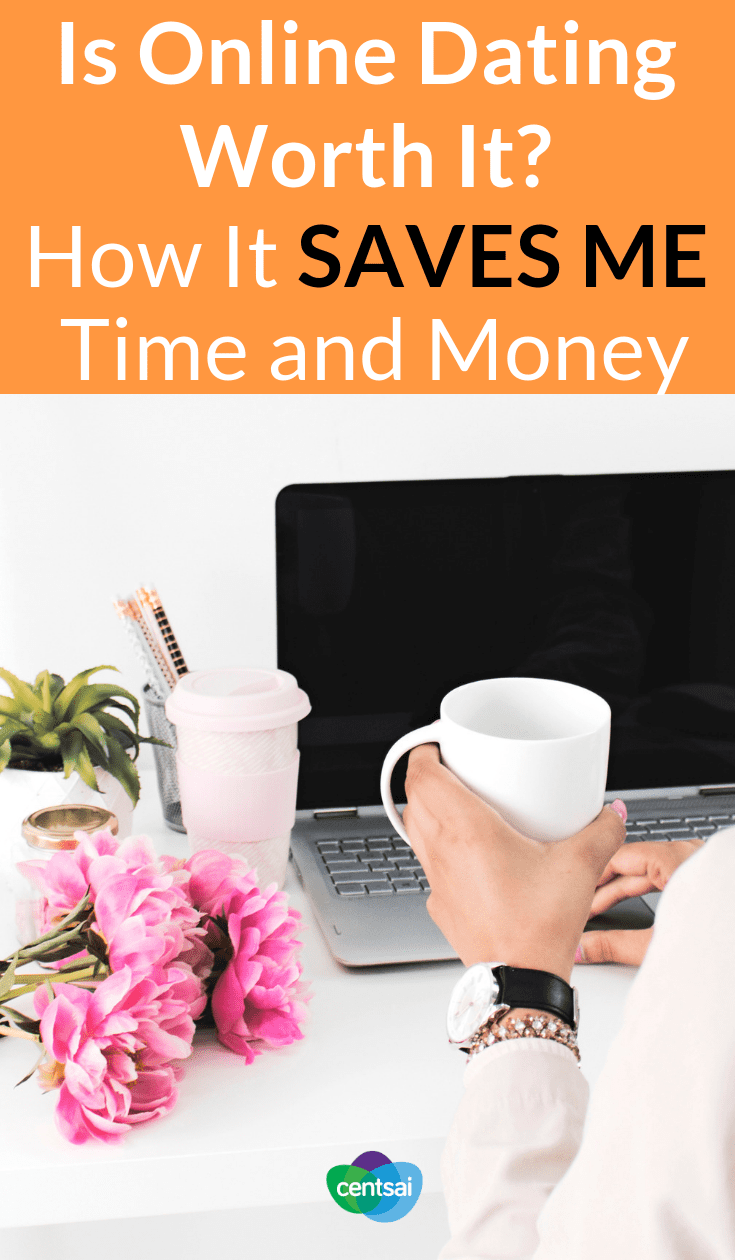 Is Online Dating Worth It? How It Saves Me Time and Money. Some people claim that it's a waste, but it can actually save you both time and money. Learn how. #onlinedating #savingtips #relationships