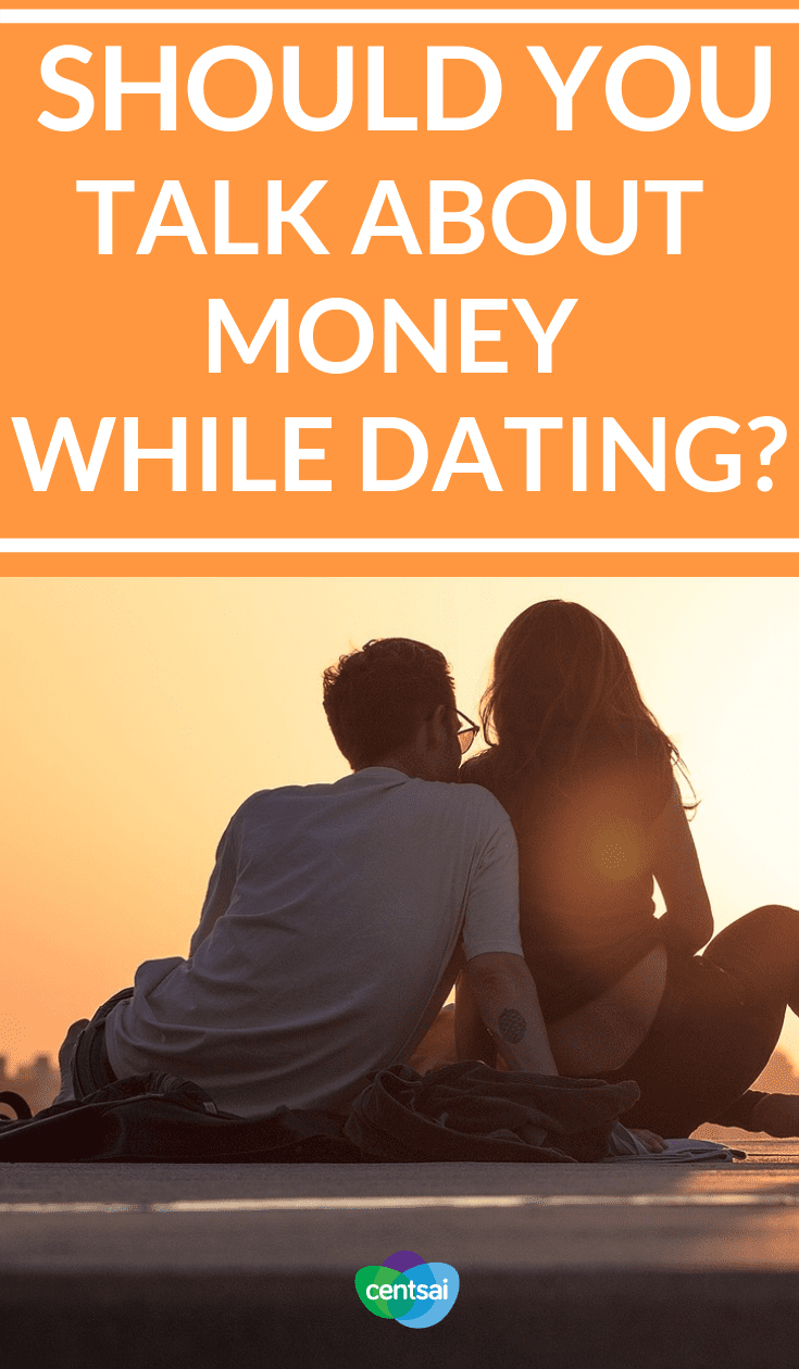 Should You Talk About Money While Dating? Dating and money can be an awkward topic, but don't avoid it. Learn why you should start talking about money early on in a #relationship. #money #dating #aboutmoney