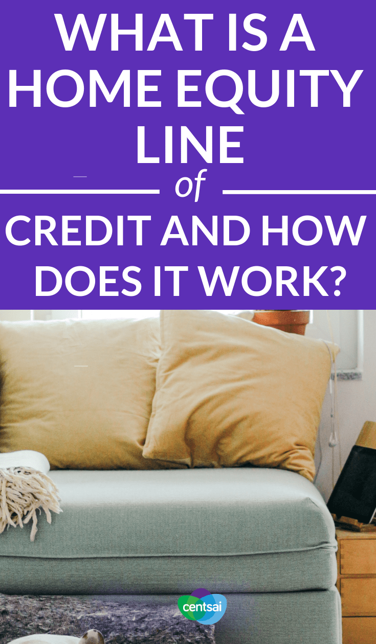 What Is a Home Equity Line of Credit and How Does It Work? Get the lowdown on HELOCs, from how they work to whether they're a good idea for you. Should you avoid taking out a HELOC, or does borrowing against your home make sense? These are the things you need to know before taking out a HELOC. #homeequityloantips #homeequity #HELOC #realestate #realestatetips