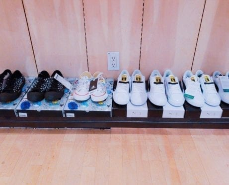 Get Your Kicks — Sneaker Resellers Are Taking Over