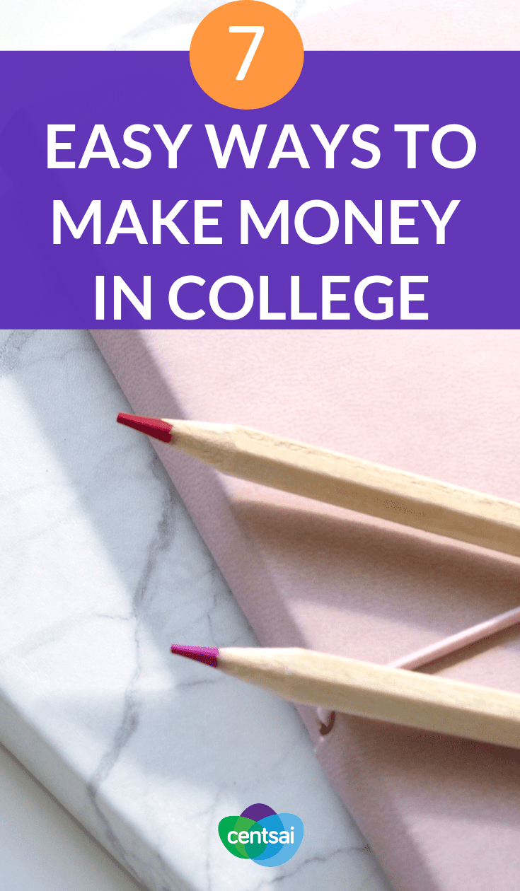 Do you want to know how to make money fast in college? Click this link and find out how to make extra money and make a quick cash! #make money #makeextramoney #makequickcash #howtomakequickmoney #makemoneyonline