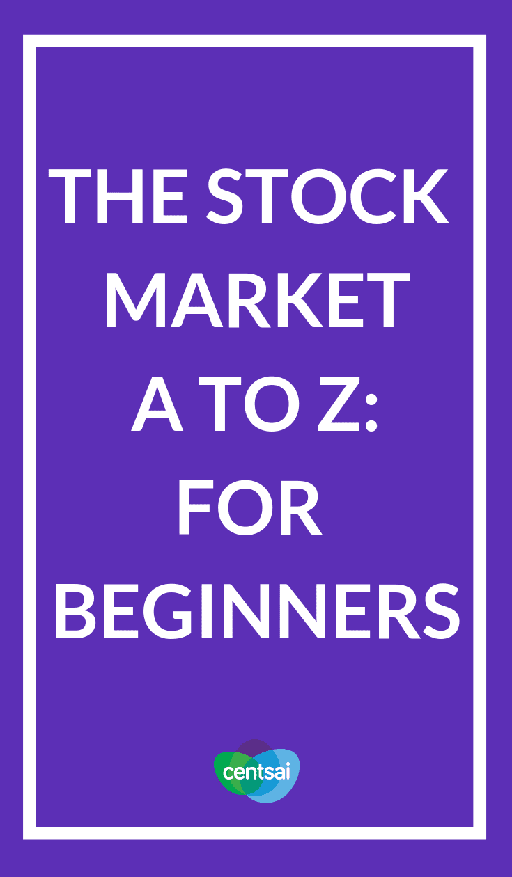 "The Stock Market A to Z: For Beginners. Volatile markets often leave people wondering, ""Should I invest in the stock market?"" Learn how to tell if it's the right move for you. #investing #investingmoney #investinginyour20s #investingforbeginners #stocks"