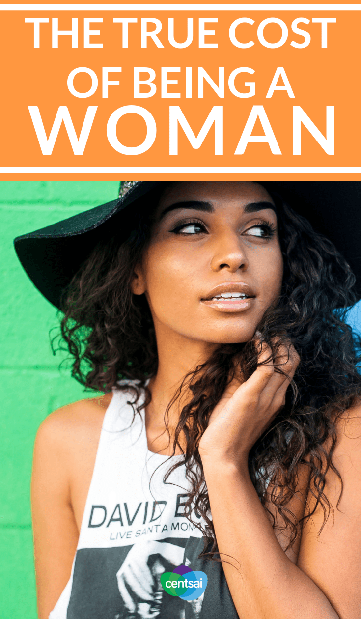 The True Cost of Being a Woman. From periods to pregnancies, the cost of being a woman can get pretty steep. Explore these unconventional ways to reduce your expenses. #woman #costofliving #women
