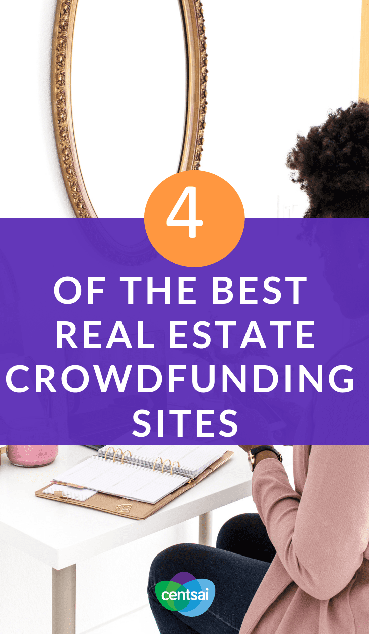 4 of the Best #RealEstate Crowdfunding Sites. Want to find the best real estate crowdfundingsites ? Check out these four reviews to find the platform that suits your needs. #investingforbeginners #investingmoney #investing