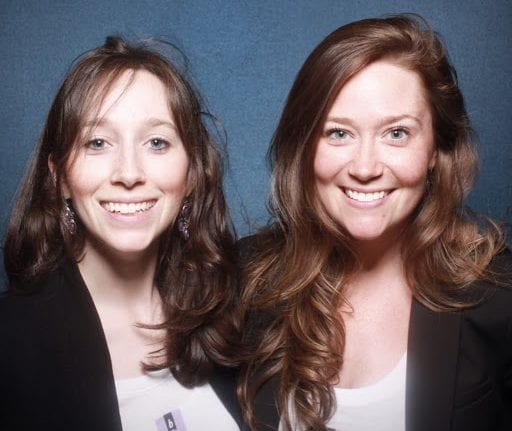 Working Together: Siblings Talk Business on National Siblings Day | Cassie (left) and Jacklyn Collier