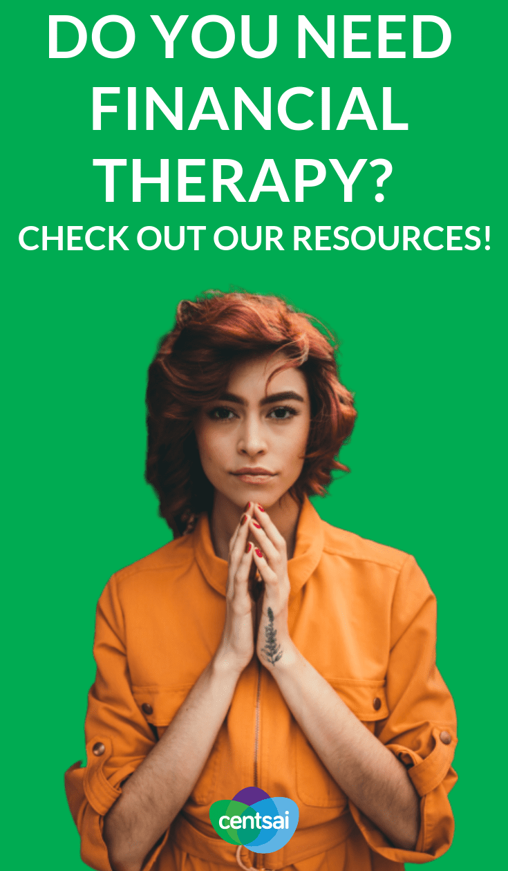Do You Need #FinancialTherapy ? Check Out Our Resources! Money got you bummed out? Can't think about anything else? Financial therapy may be exactly what you need. Learn what it is and how it works. #financialliteracy #financialplanning #financialindependence