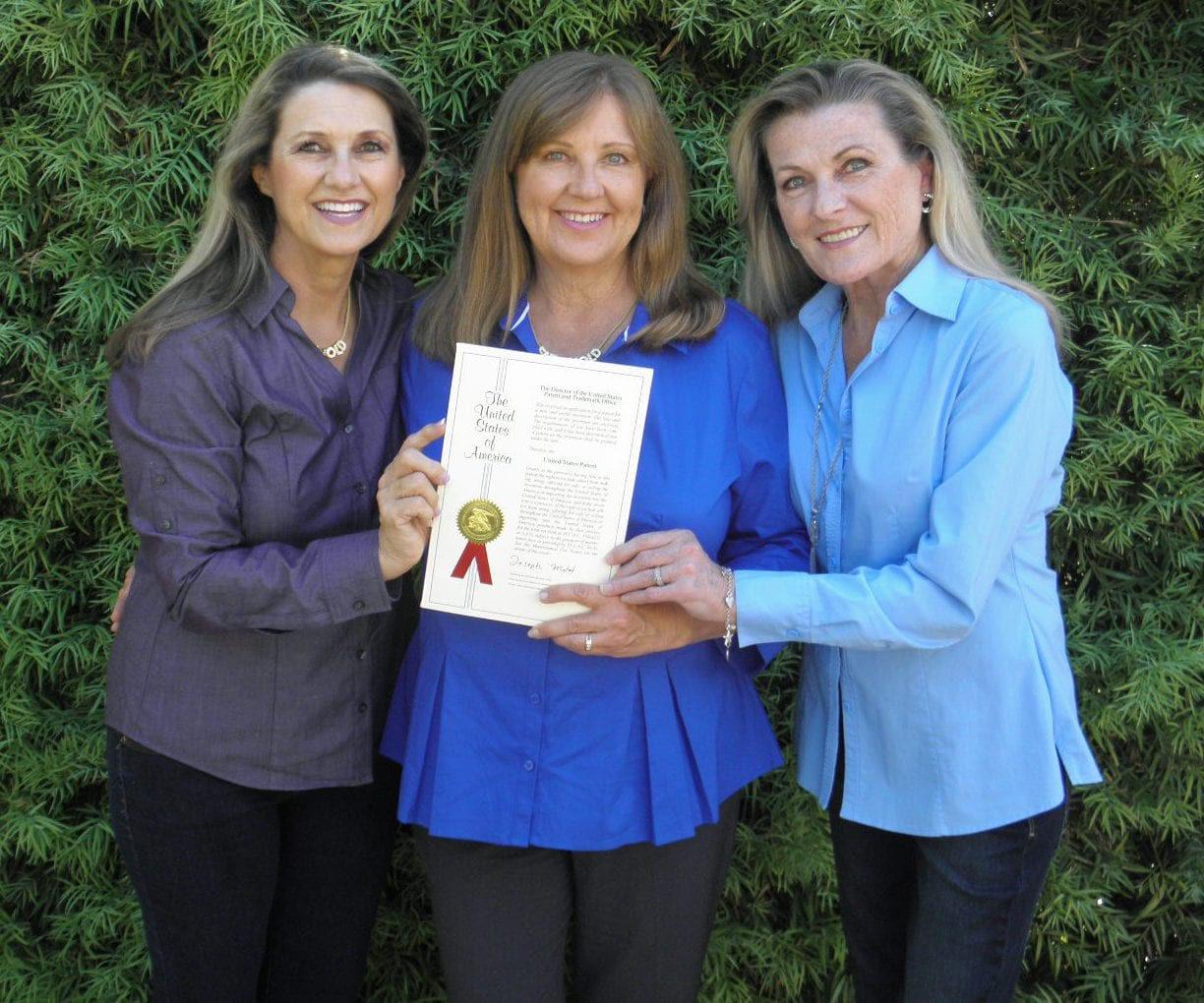 Working Together: Siblings Talk Business on National Siblings Day | Merrily (left), Kerry (center), and Wendy Mellin | Working with siblings