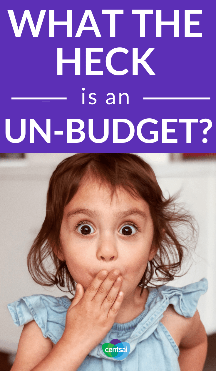 What the Heck is an Un-Budget? Planning out your spending and #saving doesn't have to be difficult. Learn how to budget money the easy way with the #unbudget. #budgetingforbeginners #budgetingtips #budget