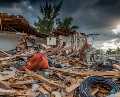 How to Cope With a Layoff After a Natural Disaster