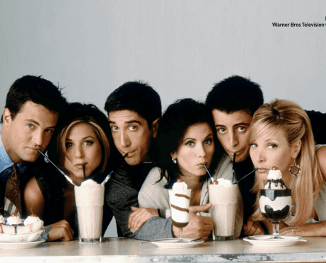 ¿Qué personaje de Friends se parece más a ti?