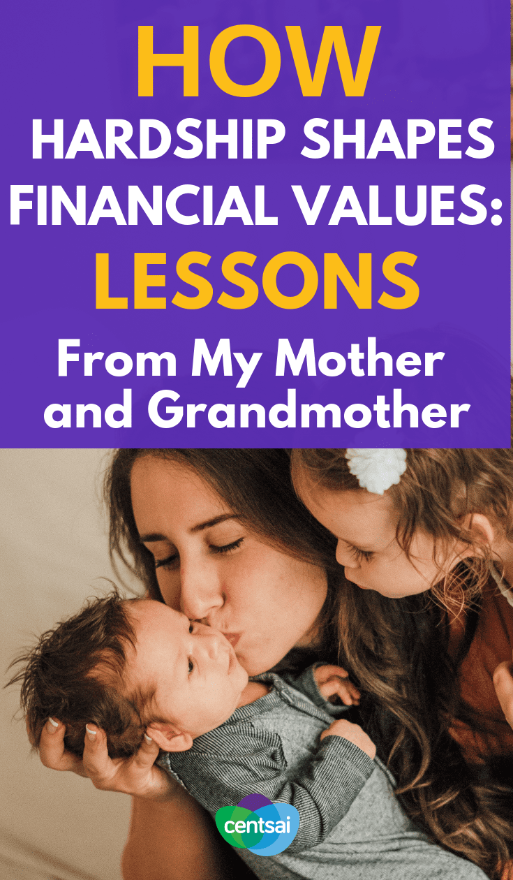From financial hardship to generational change, a lot can affect your financial values. Here's what I learned from my mother and grandmother how to achieve #financialstability and #financialfreedom . Find out some #fabulousfinancialfreedom and #financialplanningtips that can be helpful to you!