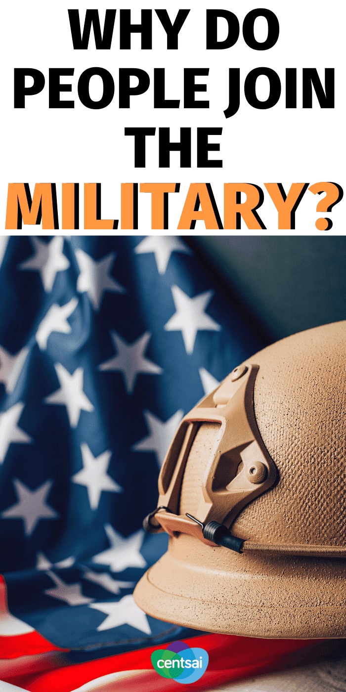 Why do people join the military when it can be so dangerous? One man shares his story of how he went from journalism to the U.S. Army. #CentSai #studentloans #career #studentloanpayoffplan #studentloandebt