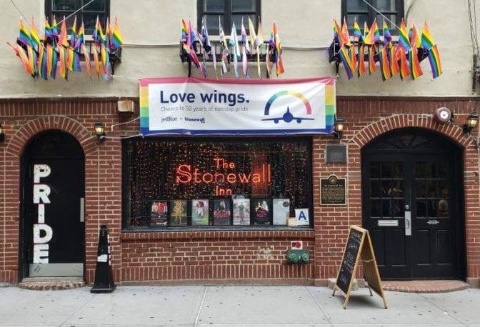 Best Gay Bars in NYC: Stonewall Inn