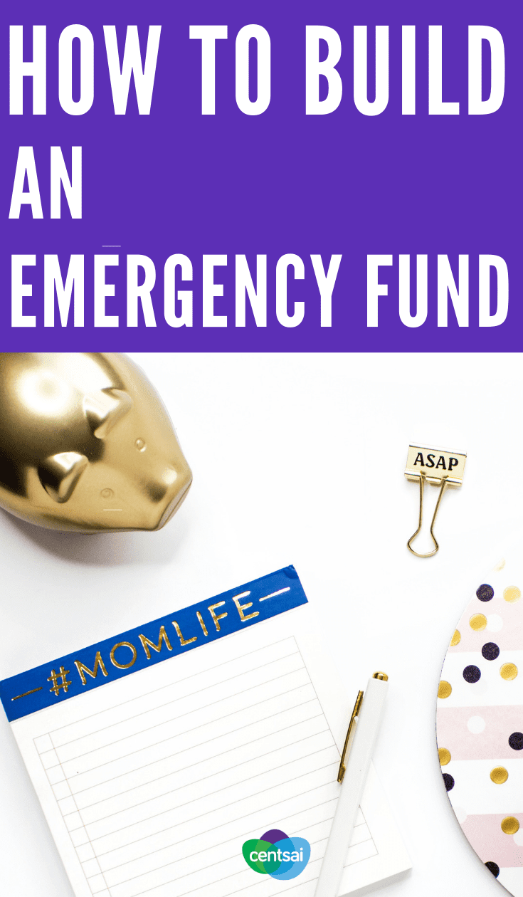 Got money saved for a crisis? One financial expert is here to walk you through how to build an emergency fund, frugal tips, frugal lifehacks, where to keep it, and more. #FinancialLiteracy #financialfreedom #personalfinance #finance #financeplanning