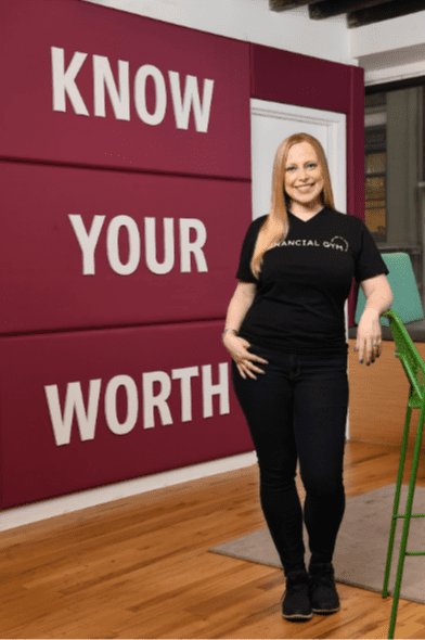 Female entrepreneur Shannon McLay