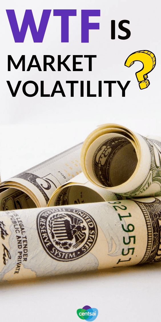 What is stock market volatility, exactly? What causes it? And what does it mean for you? Check this link and your wallet will thank you. #FinancialLiteracy #financialfreedom #personalfinance