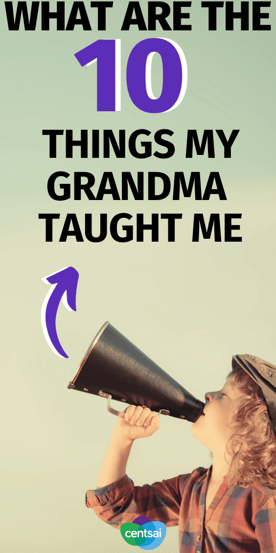 Follow these 10 things that I learned from my Thrifty Grandma buid a financially secure future. Save money, build wealth and plan the future you dream of! #CentSai #personalfinance #financialplanning #savemoney #familybudget #budget #moneymanagement