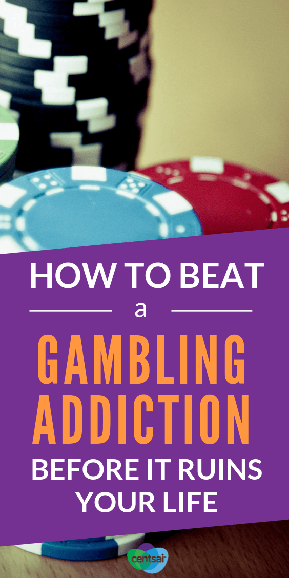 Gambling is a common pasttime, but some people have trouble stopping. Learn how to beat and help a gambling addiction before it ruins your life. #gambling #casino #recovery #overcoming #families