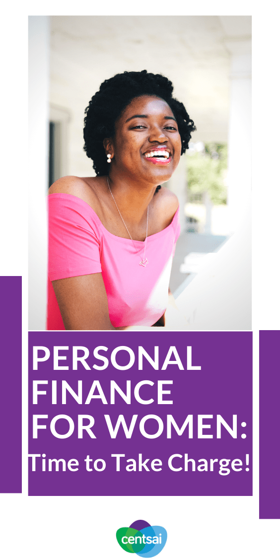 Few women report calling the financial shots in their relationships. Learn how women can take charge of their personal finances today. #FinancialLiteracy #CentSai #financialfreedom #personalfinance #Financeplanning