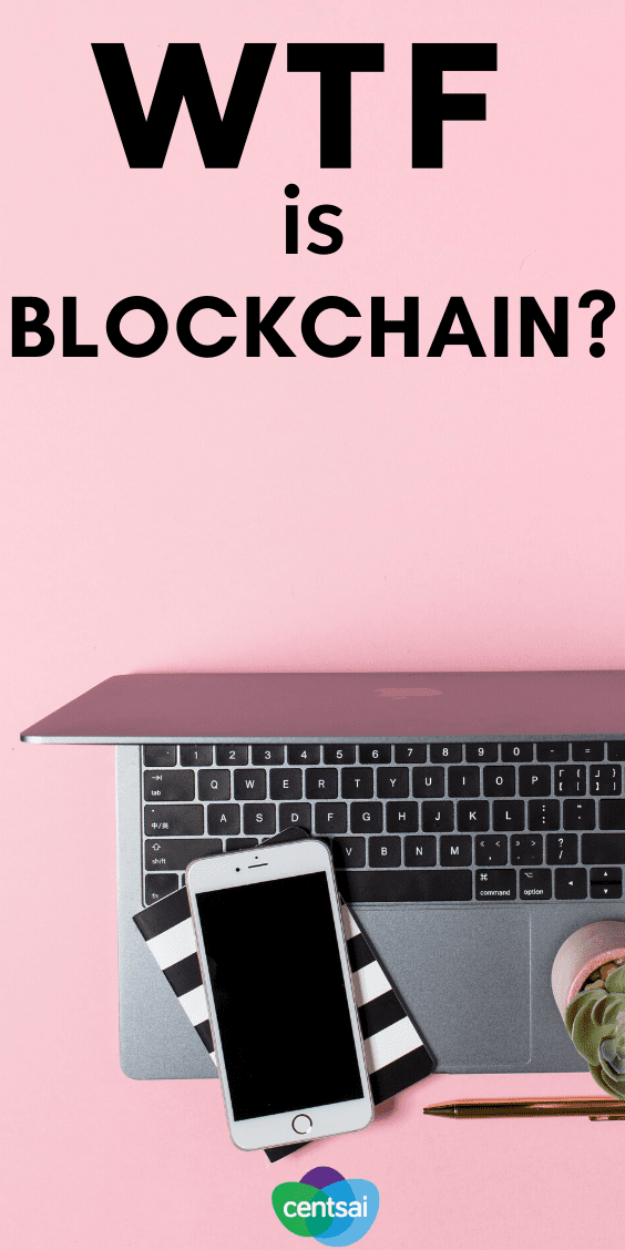 What is blockchain technology? It's the backbone of any cryptocurrency. Read up on how it works in this installment of our'WTF' column. Check out this simple guide to understand Blockchain Technology and what it promises. #technology #crypocurrency #WTF #CentSai #Whatis
