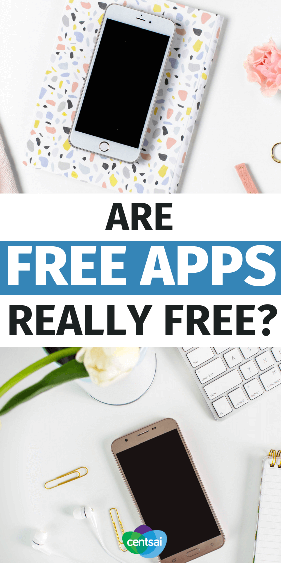 Who doesn't love to get things for free? But if you think about it, are free apps really free? And more importantly, are free apps safe? #CentSai #freeapps