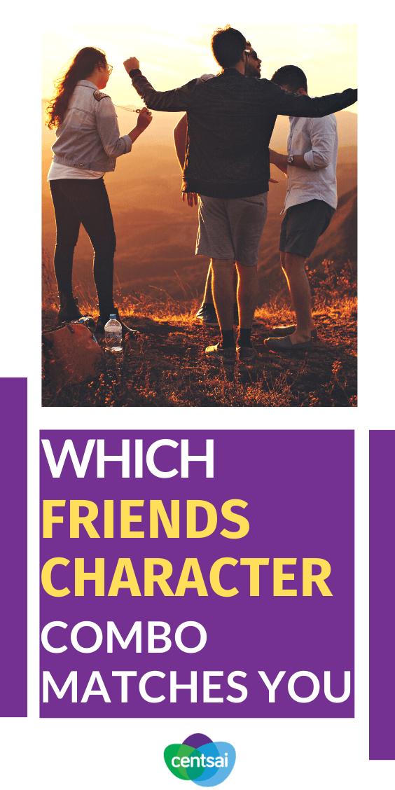 Responda nuestro cuestionario sobre seguros de vida y descubra qué dicen sus decisiones de vida sobre usted como persona, pero lo que es más importante, si realmente es un Joey o no. #Seguro de vida #CentSai #friendscharacter #seguro