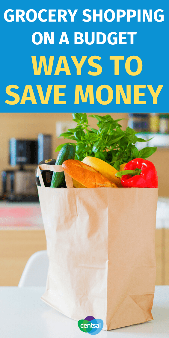 Ever wondered how to save money cooking by grocery shopping on a budget? One frugal family tracked their grocery budget. Check out their grocery hacks to save money on their groceries. #CentSai #savemoney #savemoneyongrocery #savingtips