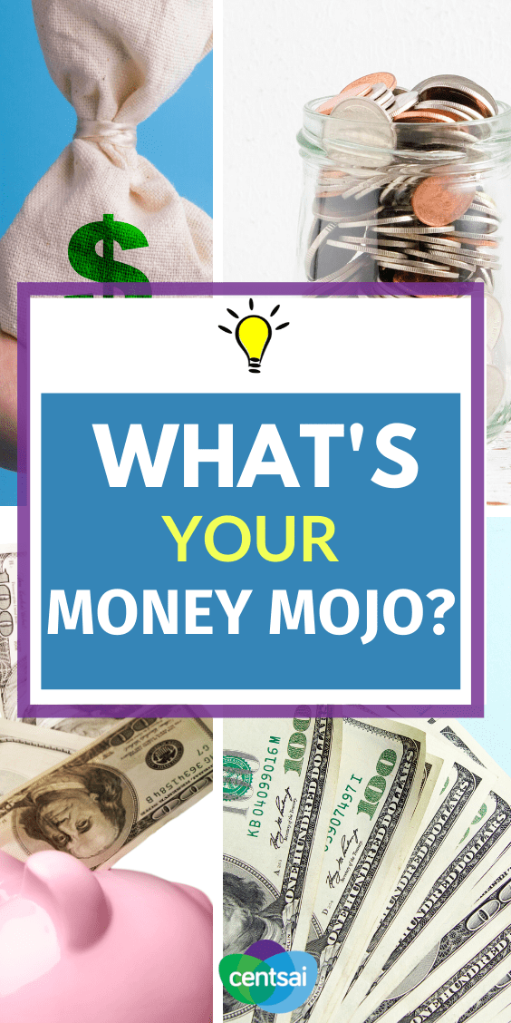 Everybody has their own money personality. What's yours? Find out with this fun quiz and learn about your finances along the way. #CentSai #MoneyMojo #moneytips #Quizz #Moneyquizz