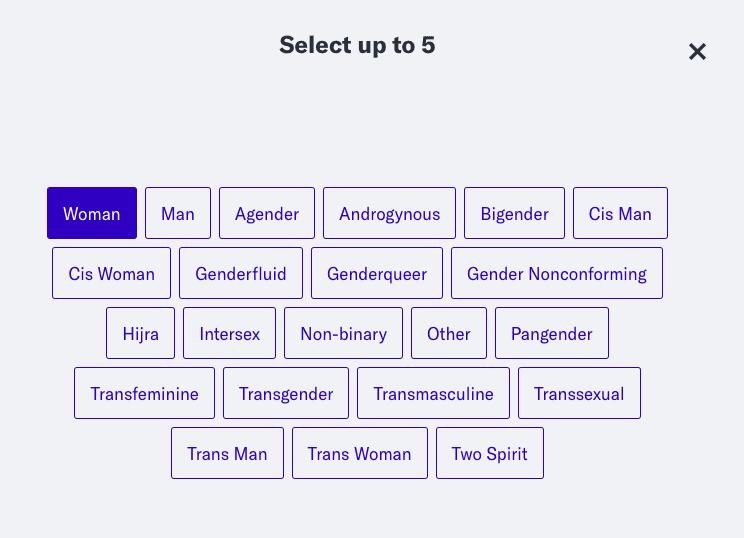 Top Dating Apps: Gender Options for OKCupid