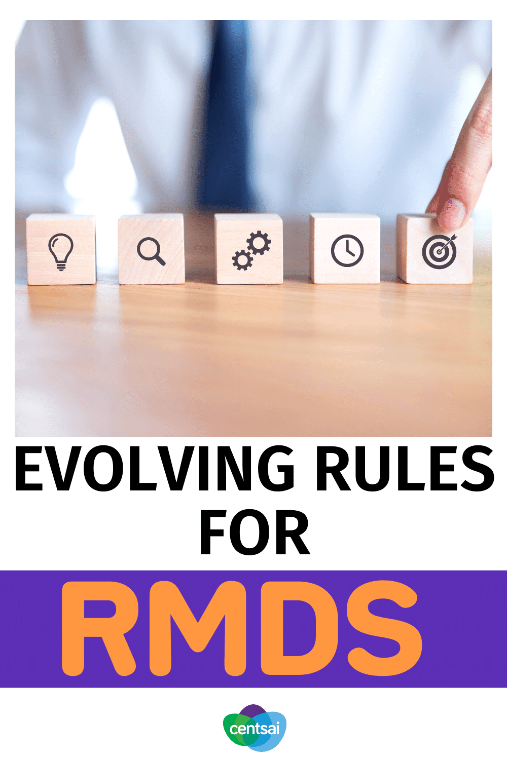 Evolving Rules for RMDs