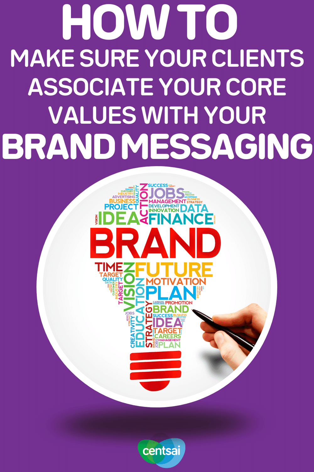 How to Make Sure Your Clients Associate Your Core Values With Your Brand Messaging