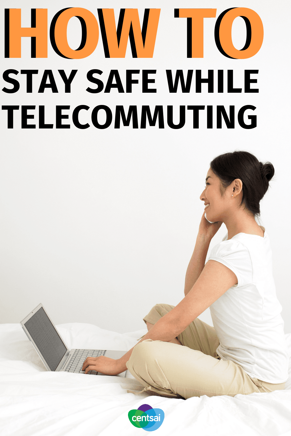 How to Stay Safe While Telecommuting