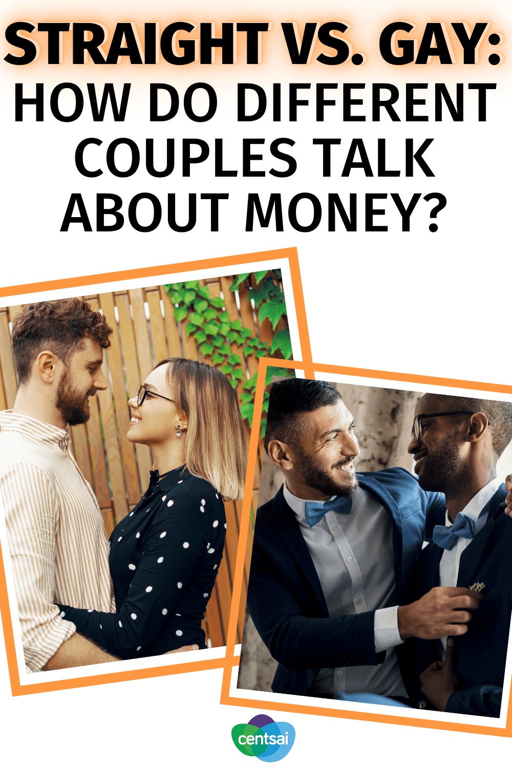 Straight vs. Gay How Do Different Couples Talk About Money