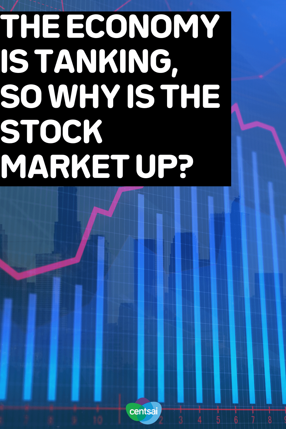 The Economy Is Tanking, so Why Is the Stock Market Up_
