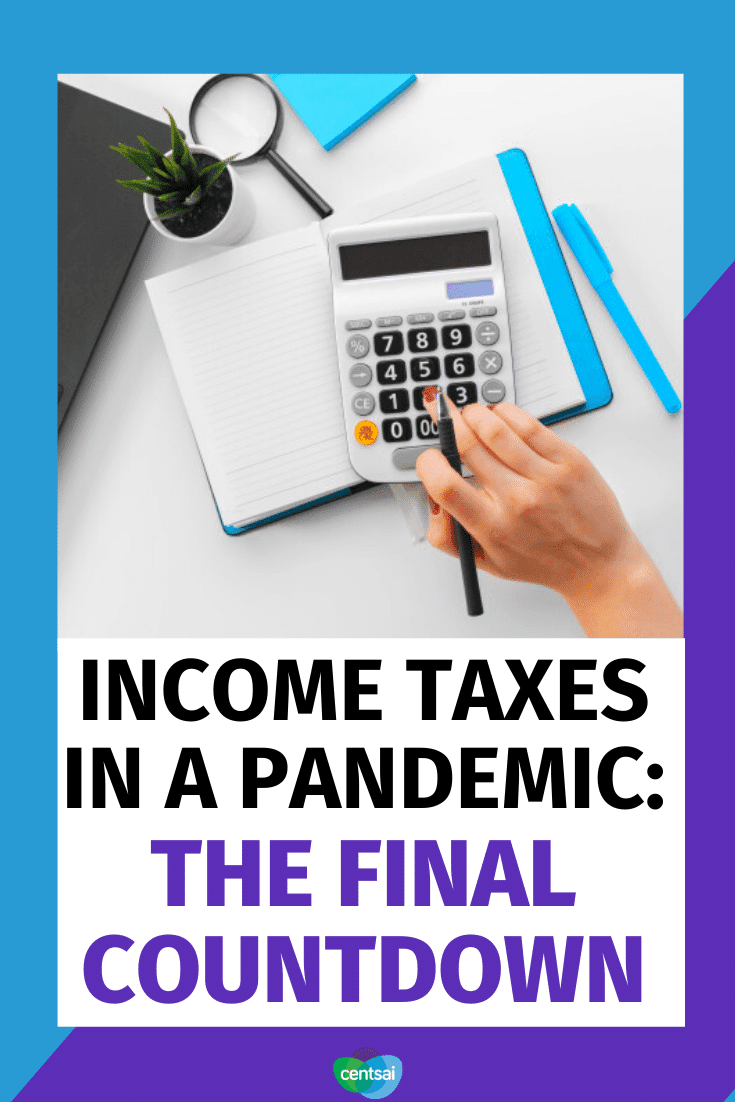 Income Taxes in a Pandemic