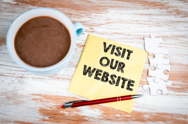 Design your homepage navigation to follow the journey of your customers and prospects and lead them to your call to action.