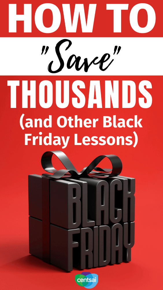 How I Self Taught Myself about the Stock Market. The holiday shopping season officially kicks off with Black Friday - but not all that comes with it is positive. Check out these shopping tips and deals! #blackfriday #frugaltips #CentSai #savingtips #frugaltipslifehacks