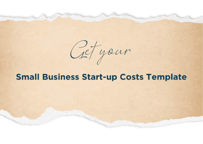 Knowing your start-up costs before you launch your small business can help you plan for a successful business long term.